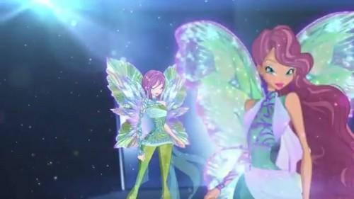 El Club Winx fondo de pantalla titled World of Winx - Dreamix