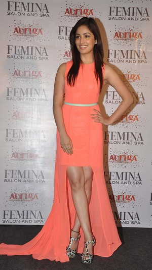 Yami Gautam at Femina magazine launch