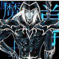 Yu-Gi-Oh! - Black Magician - yu-gi-oh fan art