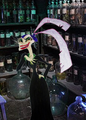 Yzma in Slytherin