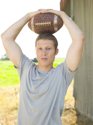 Zach Gilford as Matt Saracen