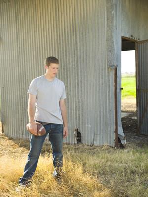 Zach Gilford as Matt Saracen