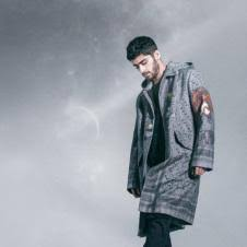 Zayn on the Cover of 'HIGHSNOBIETY'
