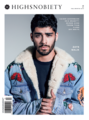 Zayn on the Cover of 'HIGHSNOBIETY'  - zayn-malik photo