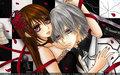 Zero/Yuuki Wallpaper - Only Love - vampire-knight-yuki-zero fan art