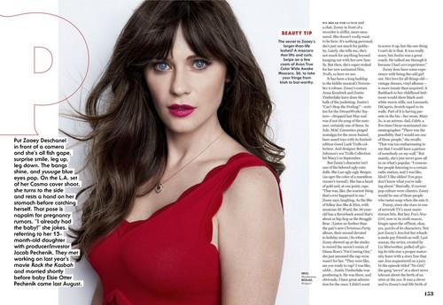 Zooey Deschael wallpaper containing attractiveness and a portrait titled Zooey Deschanel