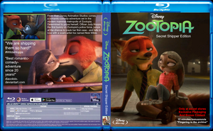 Zootopia- Secret Shipper Edition