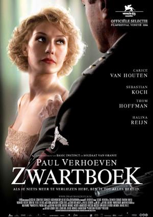 Zwartboek / Black Book (2006) Poster