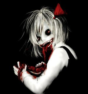 anime terror meitu 1