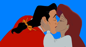 ariel and gaston kiss 2.PNG
