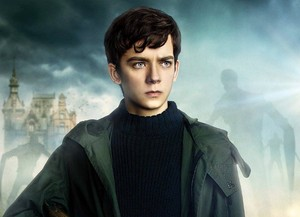 asa (jake from Miss Peregrine's halaman awal for Peculiar Children)