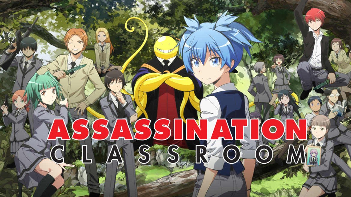 Anime Wallpapers Assasination Classroom HD 4K Download For Mobile iPhone & PC
