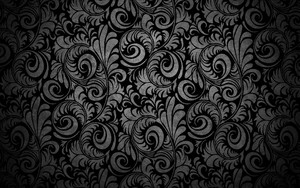 black pattern wolpeyper 5
