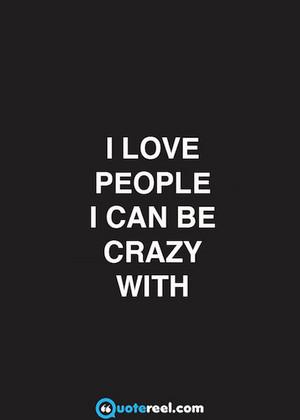 crazy フレンズ quote