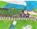 Emily Fan art - thomas-the-tank-engine fan art
