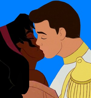 esmeralda and charming kiss 4