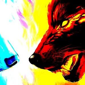 fire and ice by jojoesart da28aqe