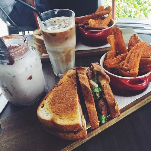 Milkshakes Breakfast Wallpaper With A Ploughmans Lunch Brunch And Frosted Good Morning