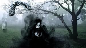 gótico dark girl