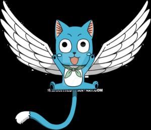 happy fairy tail oleh shanyhi d4jboes