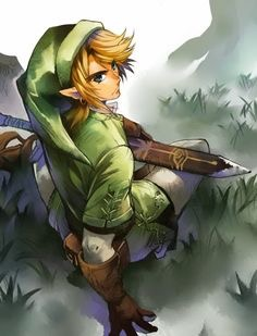 imageTwilight Princess!Link, The Hero Chosen سے طرف کی the Gods