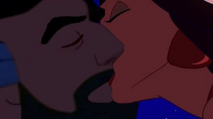jasmim and cassim kiss