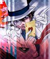 kid - kaitou-kid fan art
