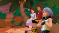 kingdom hearts final mix 1 8  daydream   - kingdom-hearts photo