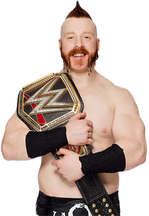 sheamus heavyweight champion 2015
