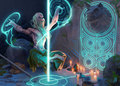 marcel mercado D D LeyLines - fantasy-art photo