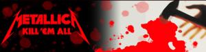 金属乐队 kill em all banner 由 nevermind0309 d3szask