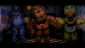 old gang five nights at freddy s 2 Обои by bloodyhorrible d897vxj