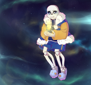 outertale Sans