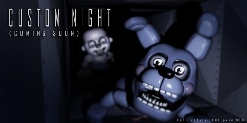 Five Nights at Freddy's پیپر وال entitled project.JPG scottgames sister location update