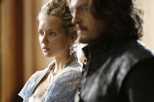 queen anne and athos