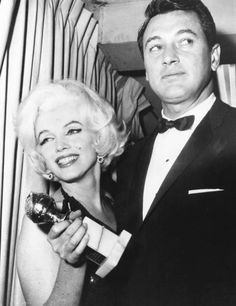 rock hudson and marilyn monroe