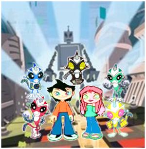 s r m t h f g and his friends fondo de pantalla