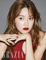 snsd sooyoung grazia magazine  1  - girls-generation-snsd photo