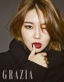 snsd sooyoung grazia magazine  2  - girls-generation-snsd photo