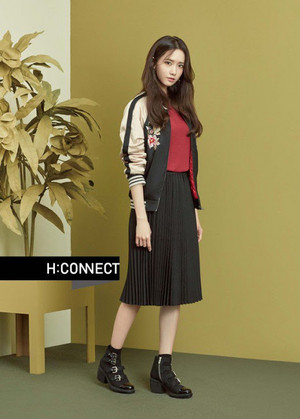 snsd yoona h connect 2 1