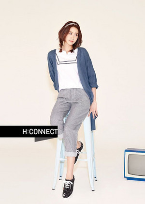 snsd yoona h connect 2 3