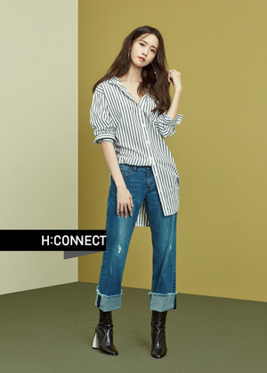 snsd yoona h connect 3