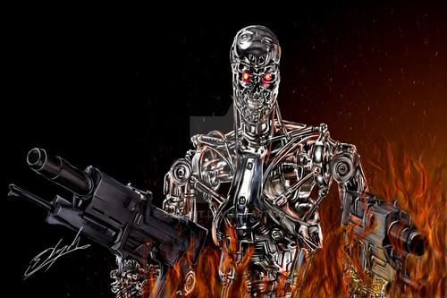 terminator photo hd
