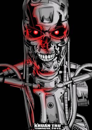 Terminator fan art