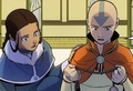 the Rift -Aang and Katara - avatar-the-last-airbender photo