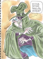 the hooded claw david reddick color4 - hanna-barbera photo