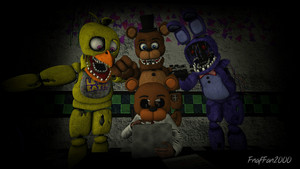 the withereds are here bởi fnaffan2000 d9z7vu6