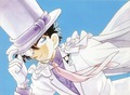 kid - kaitou-kid wallpaper
