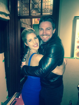 #Arrow100 – Almost in the books!
