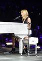 Taylor Performing at Formula 1 US Grand Prix - taylor-swift photo